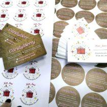 Печать визиток в Омске